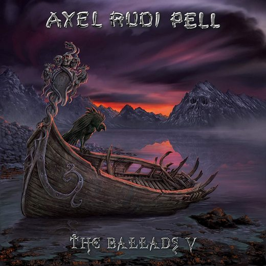 AXEL RUDI PELL - The Ballads V (2017) full