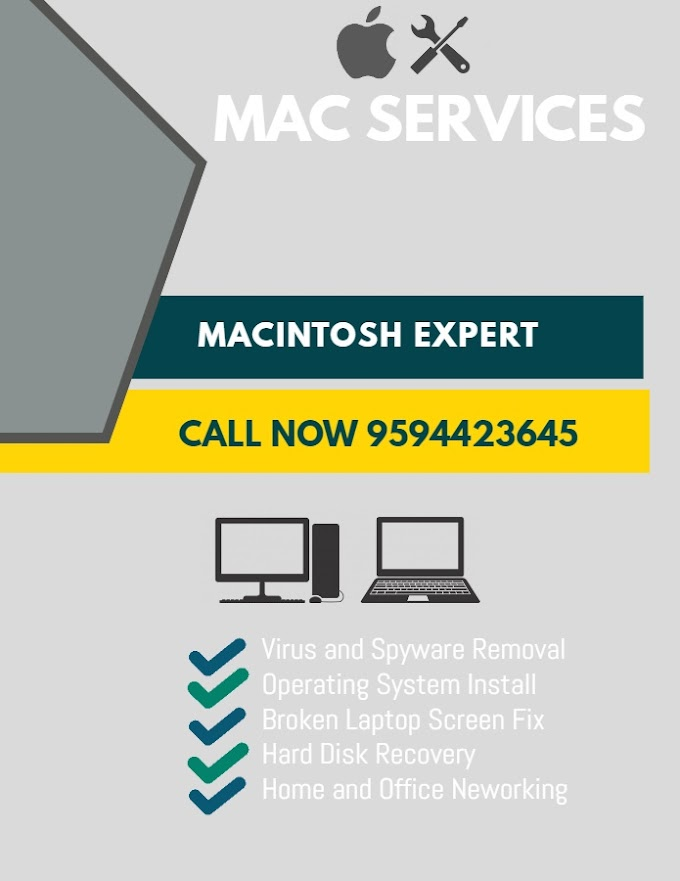Mumbai's Most Trusted Apple Laptop Service Centre.