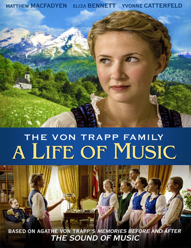 The von Trapp Family: A Life of Music [2015] [DVDR] [NTSC] [Subtitulado]