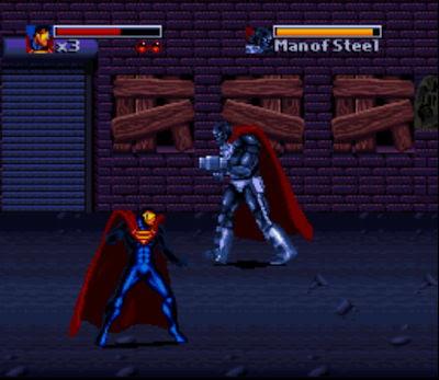 death return superman