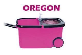 Alat Pel Super Mop Oregon Original Plus Roda Dan Penarik