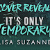 Cover Reveal for It's Only Temporary by Lisa Suzanne