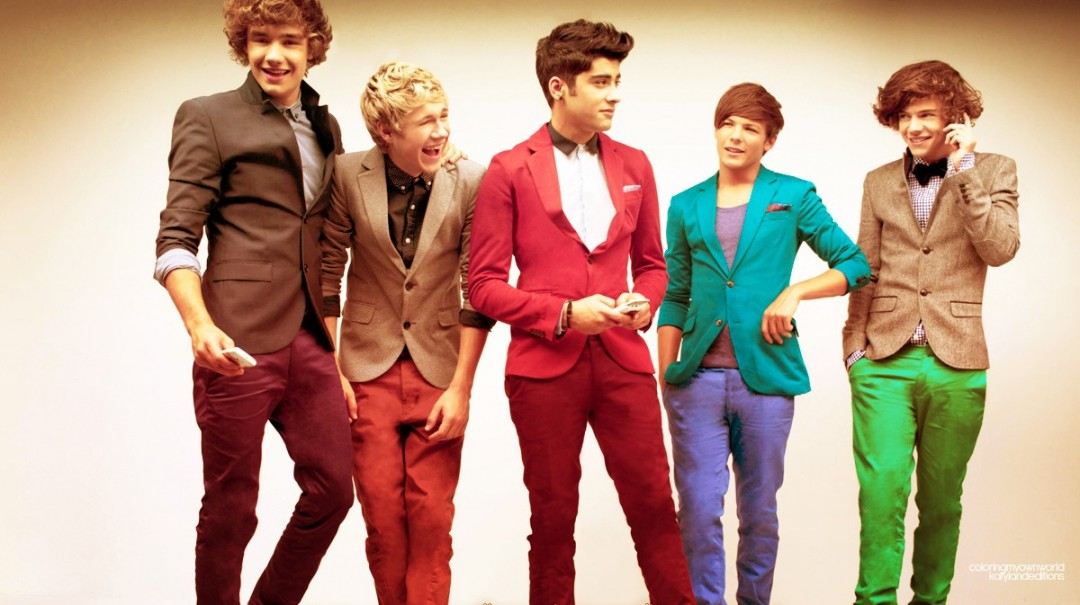 Kumpulan Lirik Lagu: I Wish Lyrics - One Direction