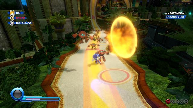 Sonic Colours Ultimate - 3D