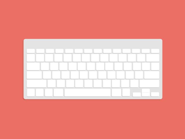 2 Jenis Keyboard Yang Ada Pada Saat Ini