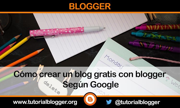 Cómo crear un blog con blogger de forma fácil | Curso Blogger 2019
