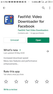 How To Download Facebook Video In Android And Computer, FB video download app