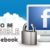 How to Show Invisible On Facebook