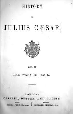 History of Julius Caesar Vol 2