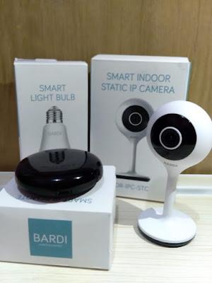 Rumah Canggih dengan Bardi Smart Home