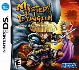 Rom Mystery Dungeon Shiren the Wanderer NDS