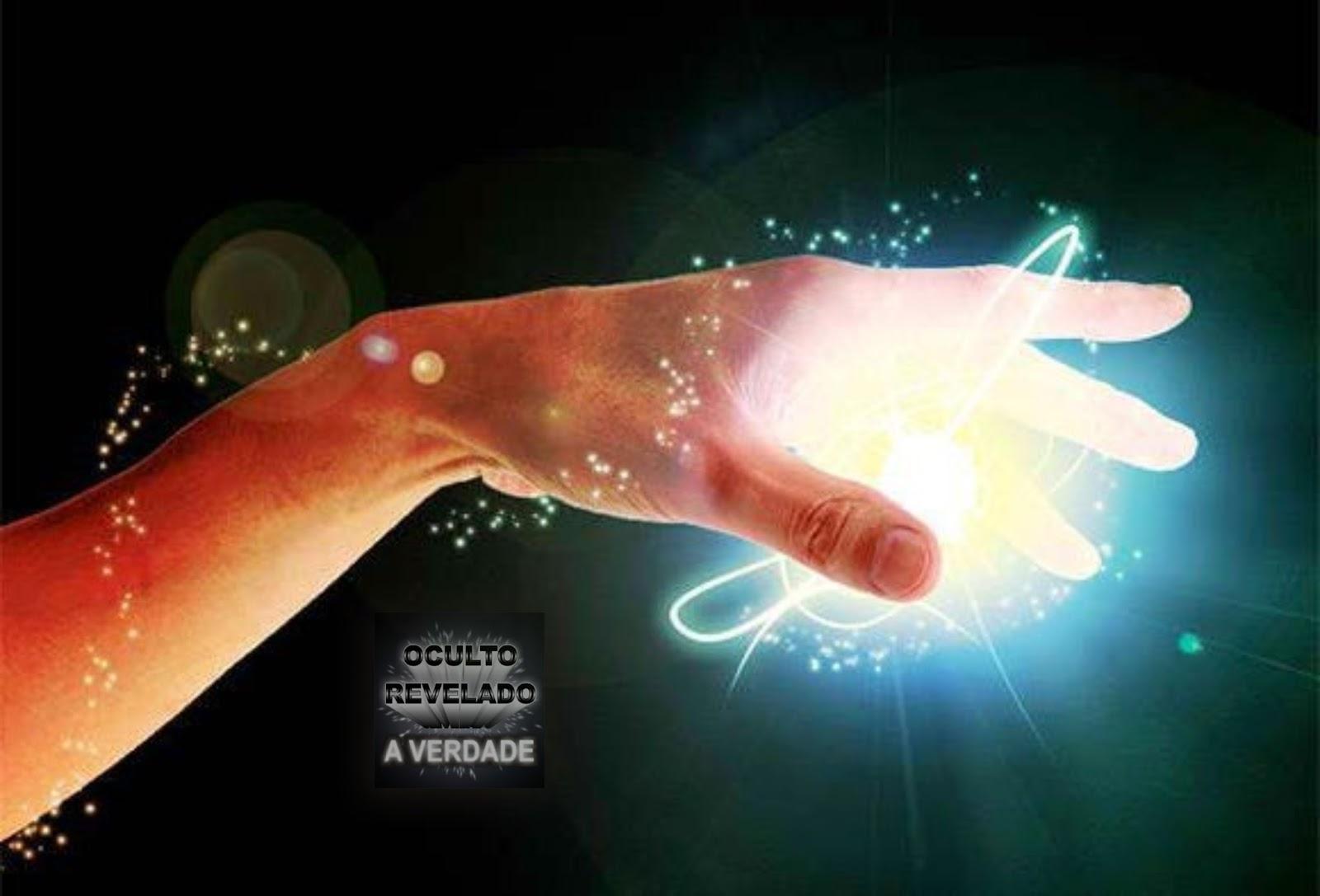 Você é vibração, você é energia, você pode criar!