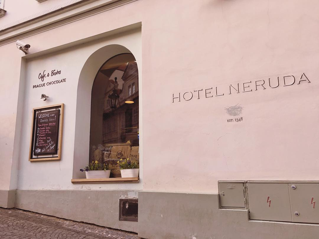 Hotel Neruda, Prague