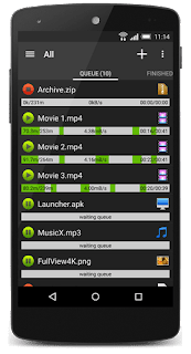 Advanced Download Manager Pro v7.6 Premium APK is Here !
