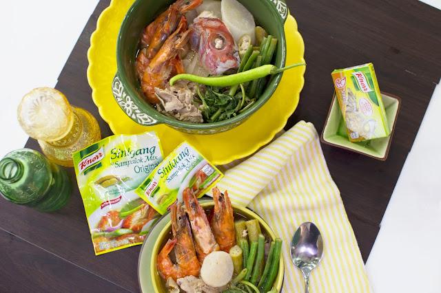 Knorr Lutong Nanay Sinigang