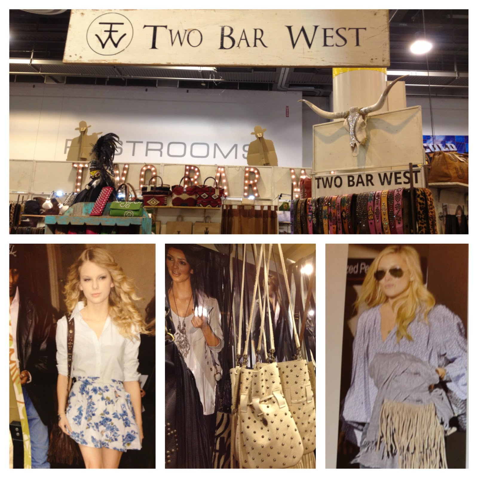 Two Bar West Booth At Hlsr 2017 Taylor Swift Kim Kardashian Kate Hudson