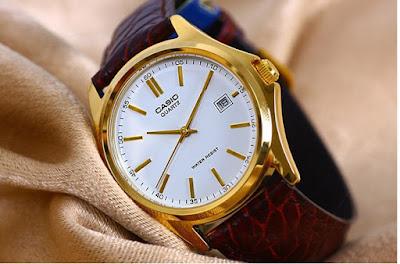 Sang trọng, quý phái cùng đồng hồ nữ Casio Gold