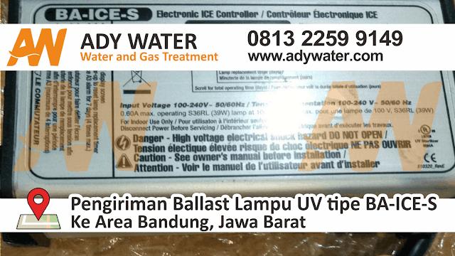 jual ballast lampu UV, harga lampu UV sterilisasi air
