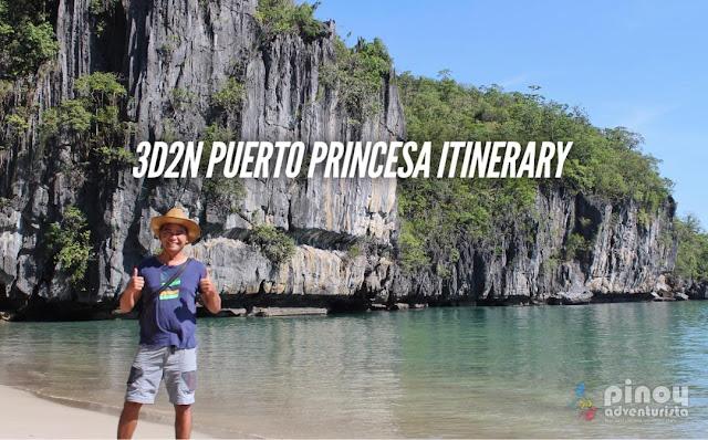 Puerto Princesa Travel Guide Blogs Sample 3 Days Itinerary Palawan