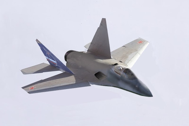 5th gen light mulltirole fighter/Mikoyan LMFS - Page 21 Russia_Rostec_new_fifth_generation_fighter_jet