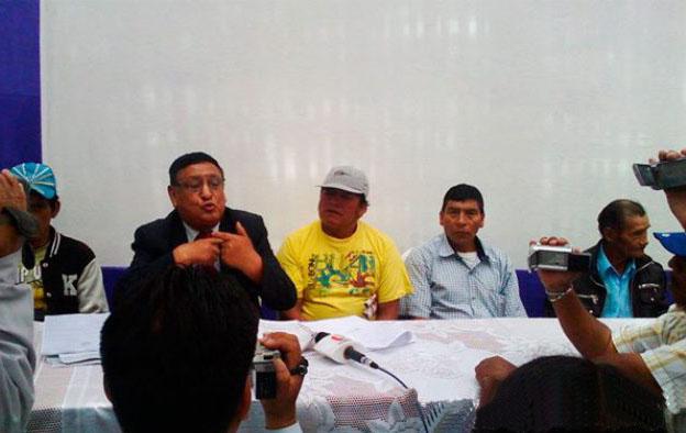 Resultado de imagen para abogado de la comunidad de pampas dioskon