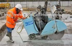 Khoan cắt bê tông tại thành phố Bà Rịa