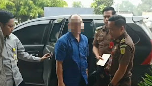 Baru Dilantik, Anggota DPRD Ditahan di LP Tebo