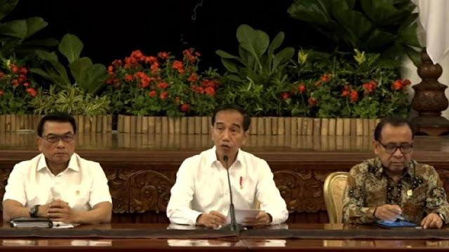Jokowi: KPK Harus Minta Izin Apabila Melakukan Penyadapan