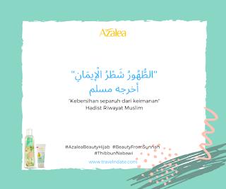 Azalea Beauty Hijab: Solusi Kulit Kering Untuk Para Muslimah