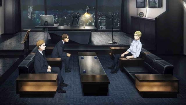 Sword Art Online: Alicization - War of Underworld - Episode 3