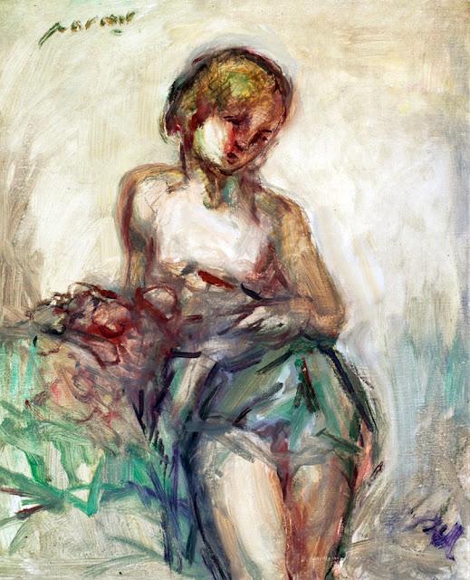 Juan Bautista Porcar Ripolles, Il nude in arte, Artistic Nude