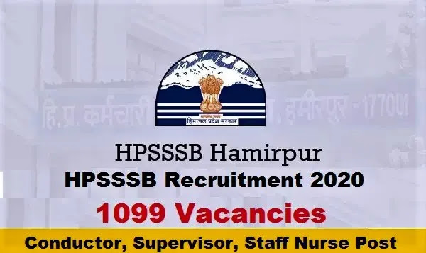 hpsssb-recruitment