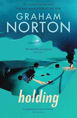 Holding by Graham Norton book cover