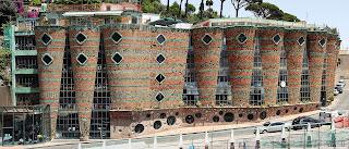 Soleri's ceramics factory in Vietri sul Mare