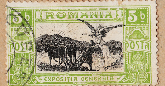 Romania Stamps [8th Post]