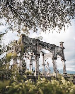 Taman Ujung East Bali Tour