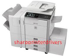 Sharp MX-5001N Printer Driver Download