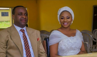 image result for femi adebayo wedding photos
