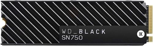 Review WD_Black SN750 1TB NVMe Internal Gaming SSD