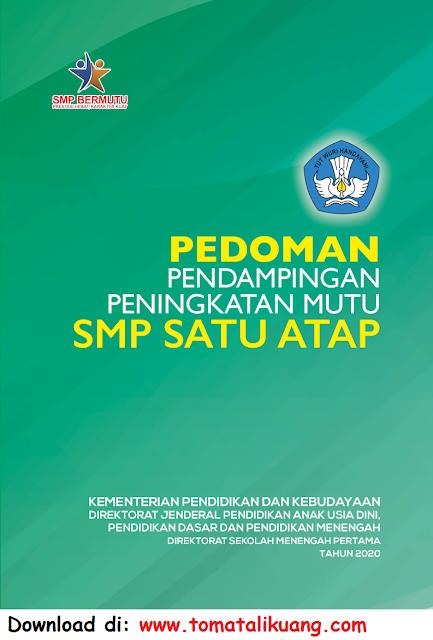buku pedoman pendampingan peningkatan mutu smp satu atap isbn pdf kemendikbud tomatalikuang.com