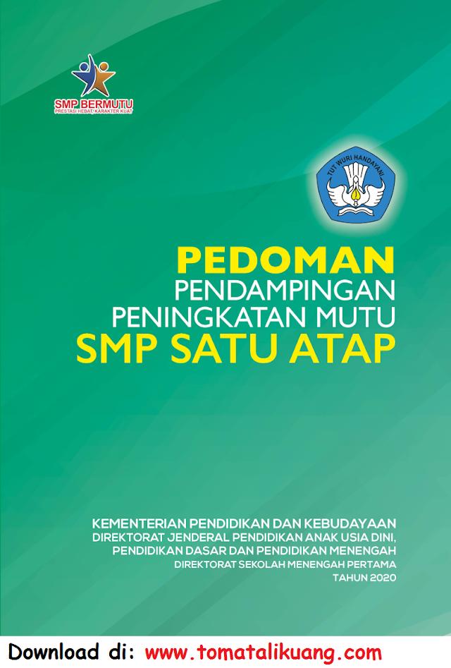 Download Pedoman Pendampingan Peningkatan Mutu SMP Satu Atap ISBN PDF