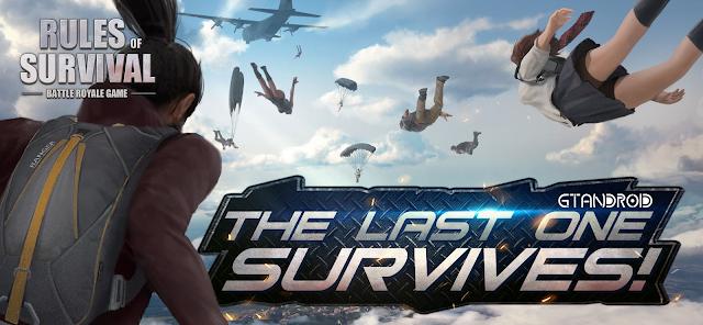 Game PUBG untuk Android Rule of Survival