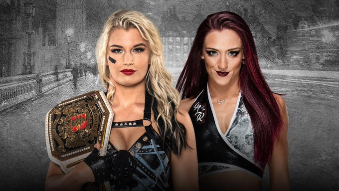 Replay: WWE NXT UK 31/07/2019