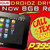 Torque DROIDZ Drive+ Specs, Price, Features