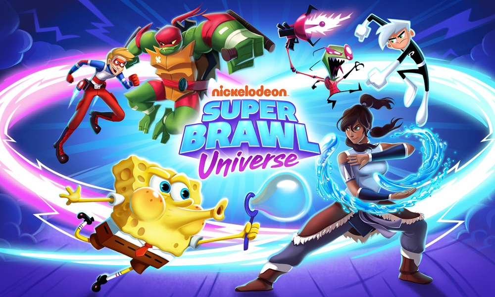 fd2887850 In Super Brawl Universe, users can recruit new and nostalgic characters  from Nickelodeon's catalog of animated shows to assemble the ultimate team  and enter ...