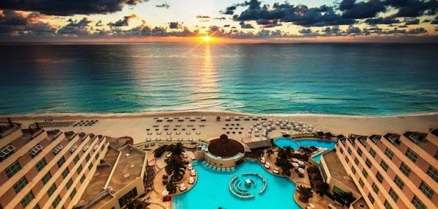 Hotéis em Cancún no México