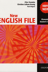 New English File - Elementary Student's Book - Clive Oxenden