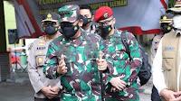 Panglima TNI Apresiasi Beroperasinya Shelter Isolasi Covid-19 di Sleman