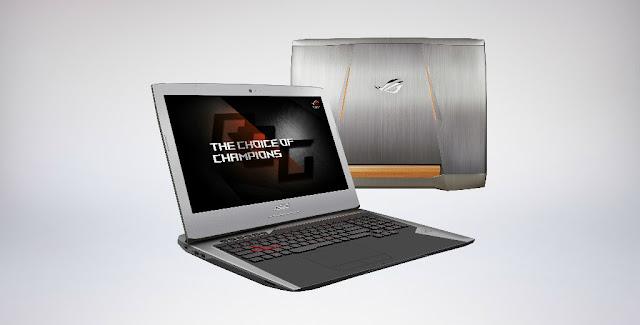 Laptop Gaming ASUS ROG G752