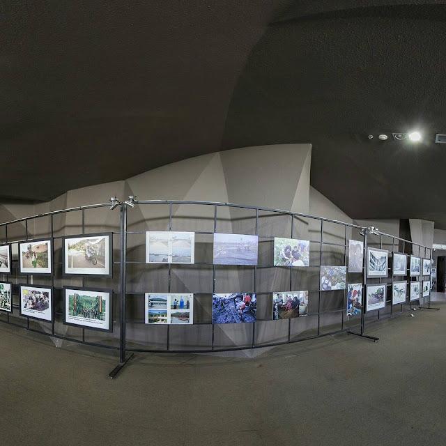 ruang pameran museum tsunami aceh